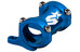 Spank Spike Vorbau Direct Mount Ø31,8mm 25-30mm blau